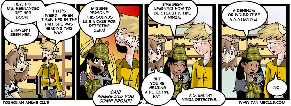 Ninja Detective