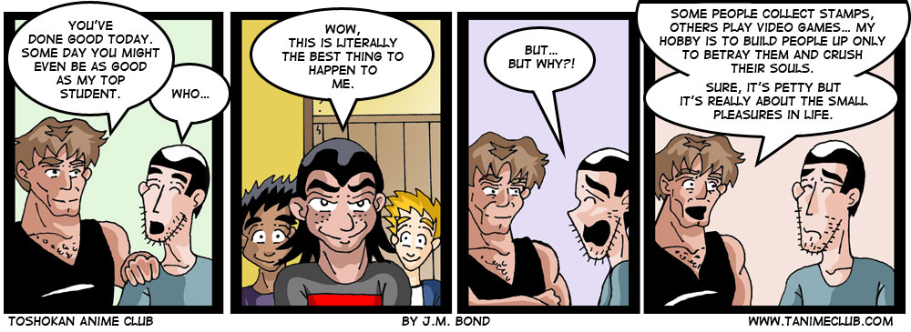 And that pretty much sums up 'The Karate Kid', doesn't it?